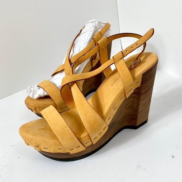 Roberto Del Carlo Shoes - Roberto del carlo italian leather platform wedge